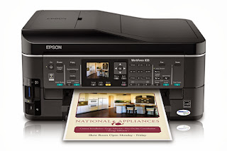 Download Epson WorkForce 633 Printer Driver & how to installing
