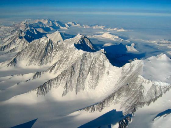 antarctic bound mountains of antartica