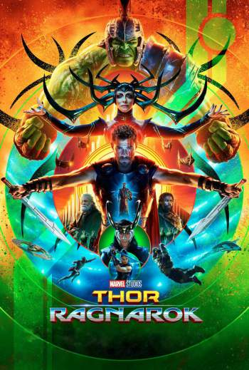 Thor: Ragnarok 3D Torrent - BluRay 1080p Dual Áudio