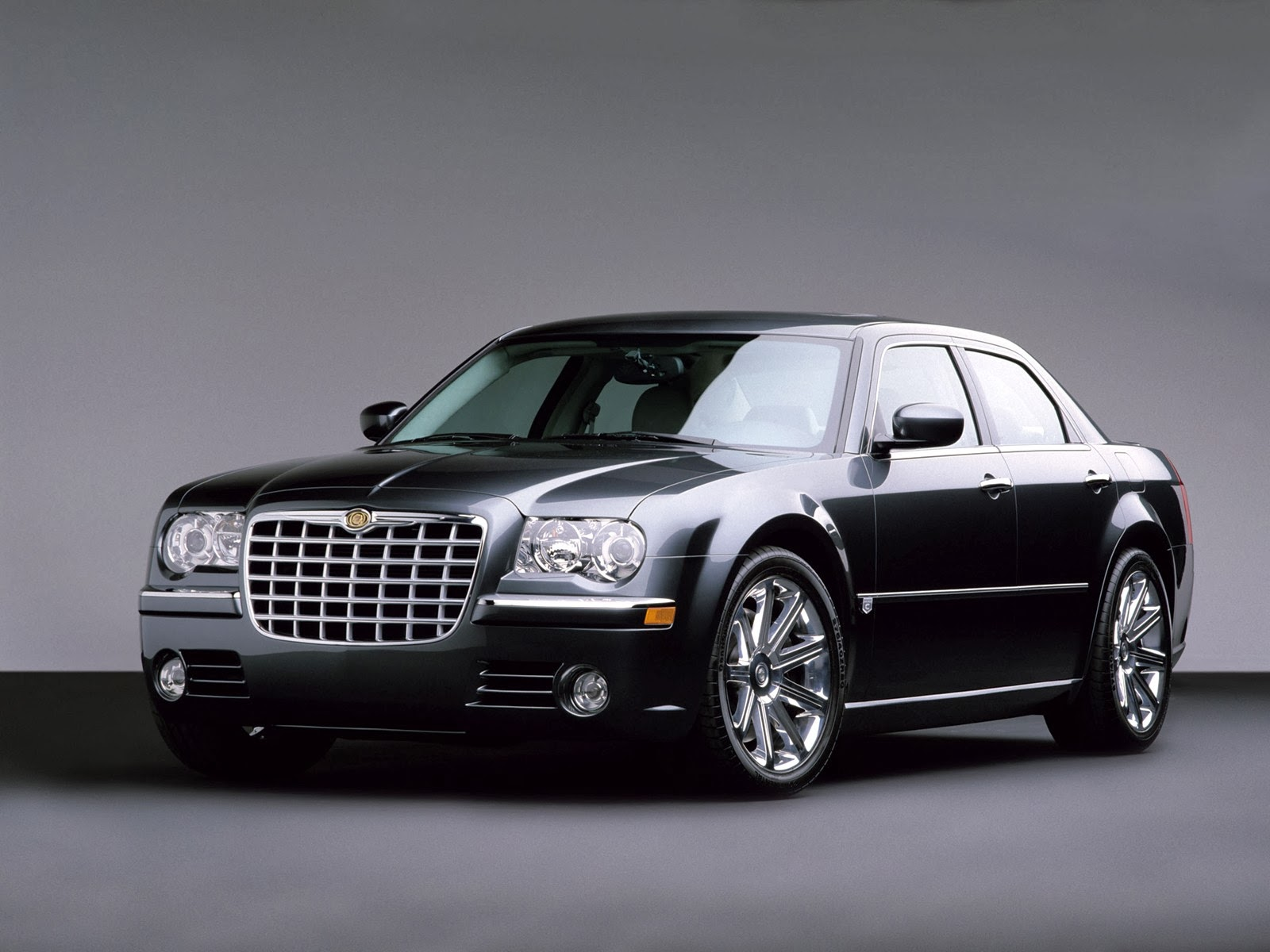 Chrysler 300C Most Wanted Sports Car