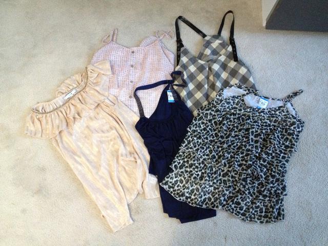 thrifted tops, vintage fashion, thrift fashion, eco fashion, eco style, vancouver fashion blog