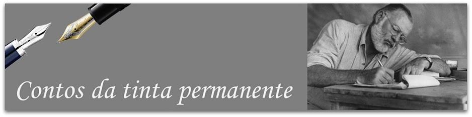 Contos da tinta permanente