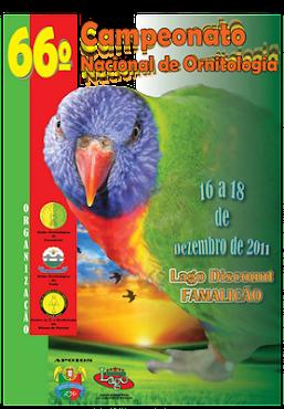 66ºCampeonato Nacional de Ornitologia 2011