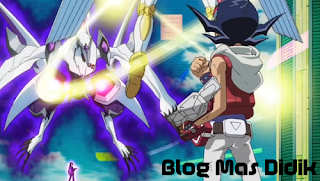 Yu-Gi-Oh Terbaru Zexal 62 Subtitle Indonesia
