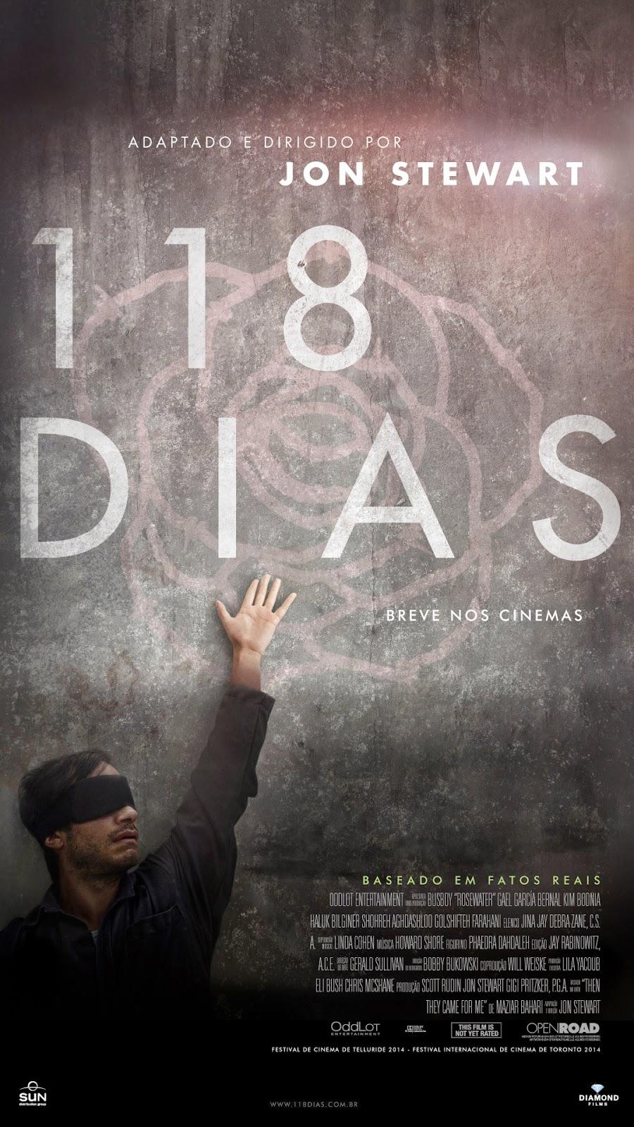 118 Dias – Dublado (2014)