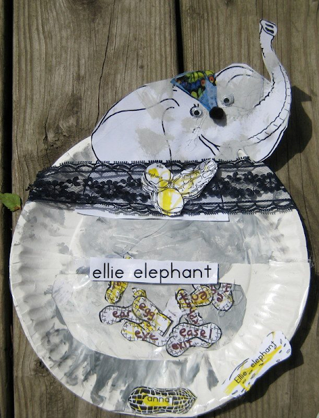 Zoo-phonics Ellie Elephant