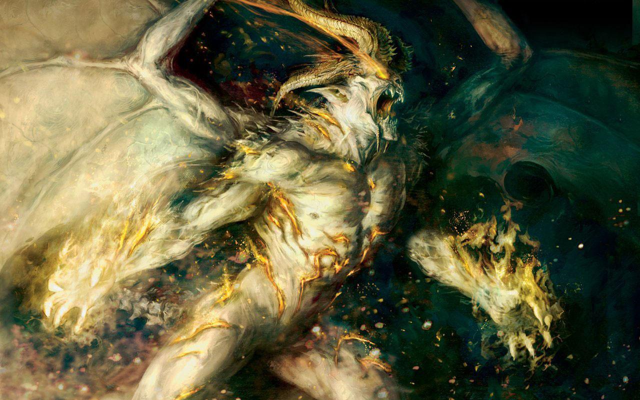 Wallpapers/Imagenes de demonios II
