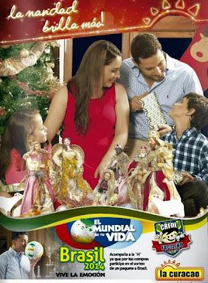 la curacao catalogo navidad 2013