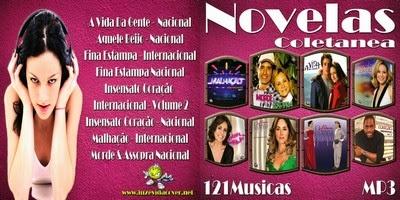 Coletanea Novelas MP3 2014