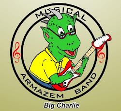 Big Charlie  - Adesivo