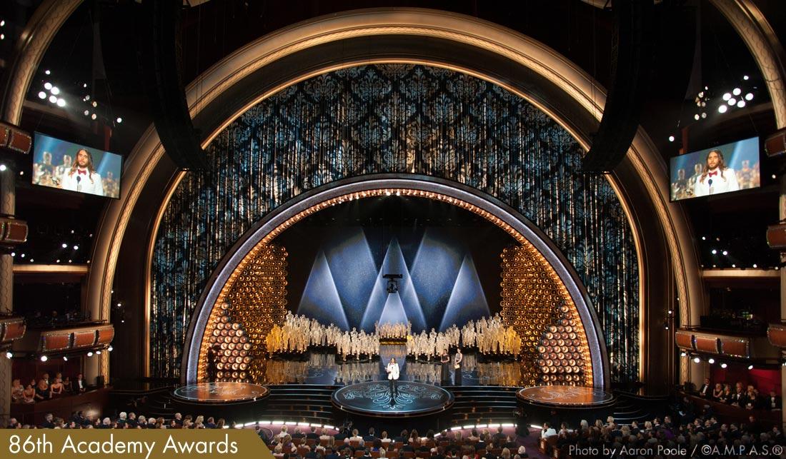 Production Set Design Photos Why Oscars Production