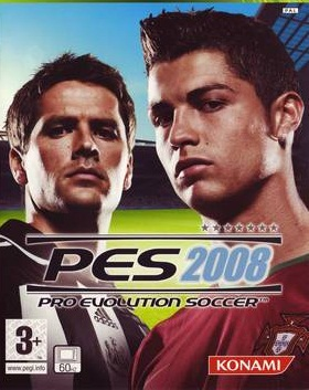 PES 2008 Free Download PC Game Full Version Pro Evolution Soccer