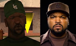 GTA San Andreas, Chicos del barrio