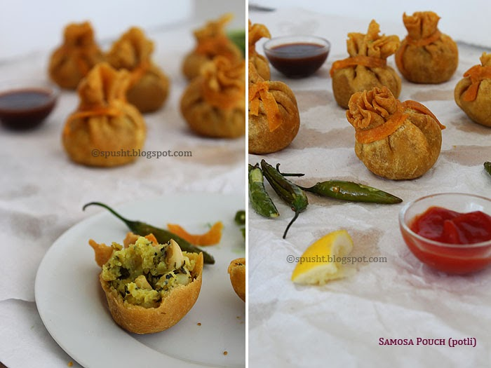 Spusht | Different Samosa Styles for Festivals or Parties