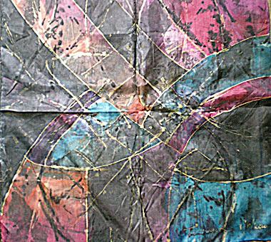 """Kyper  (22"""" X 22"""") 18/10/2010"""