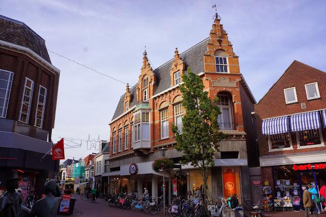 't Hooghuis. C&A store in Sneek, the Netherlands.