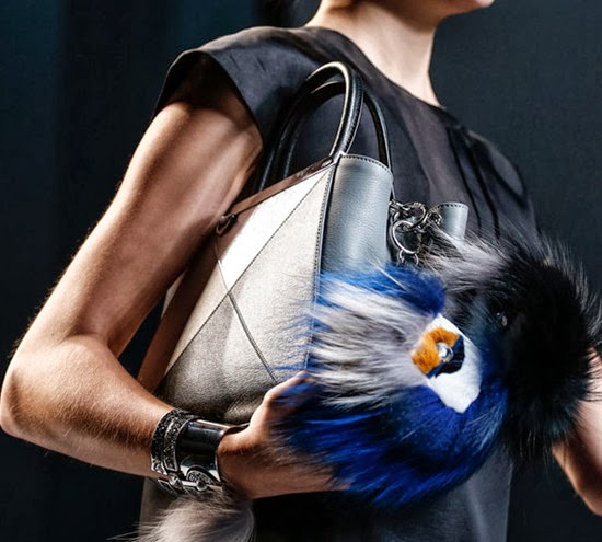 Sacs à main Fendi Printemps 2014