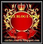 Prêmio Blog Ouro