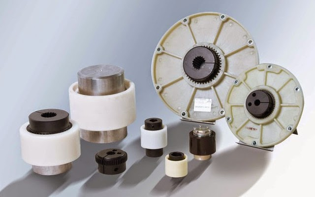 R+L Hydraulics Dentex® Nylon Sleeve Gear Couplings