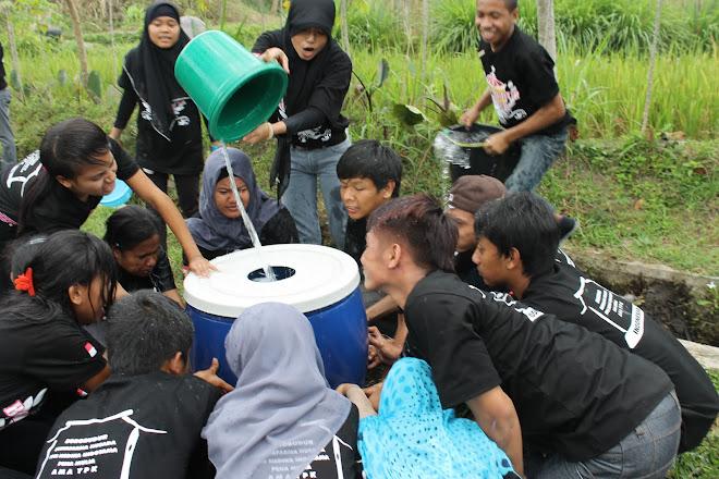 OBT bersama Team MERAPI ADVENTURE Kemendagri reg. Yogyakarta