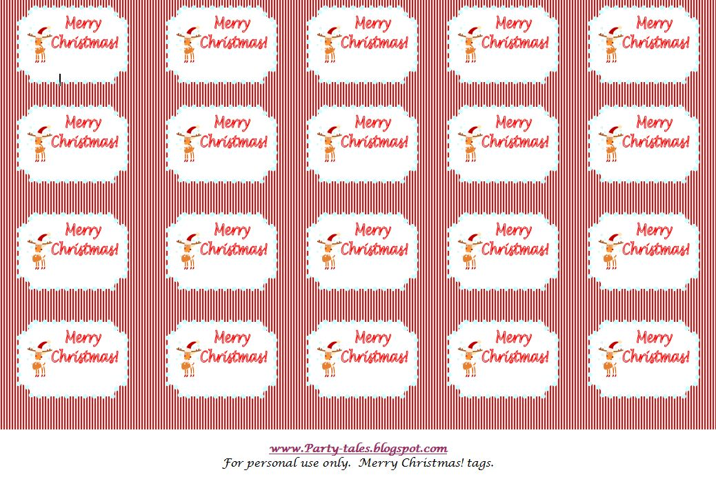 Insane image with regard to merry christmas tags printable