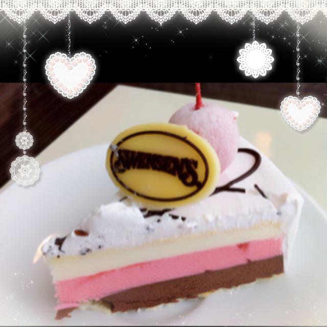 Cake Ice Cream Swensen S : Food Is My Life: Swensen Ice-cream Cake (3 layered of ...