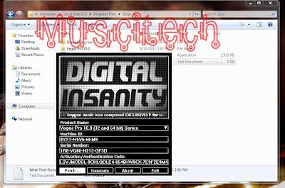 digital insanity keygen