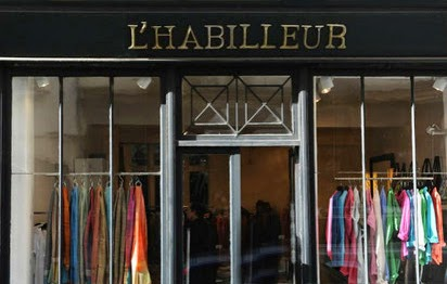 La mode chic et pas cher chez l'Habilleur - 3ème arrondissement