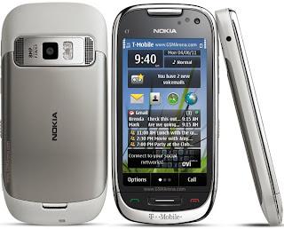 Harga Spesifikasi Smartphone Symbian^3 2011 Nokia Astound