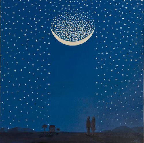 Sueños Sucios: Hoy la luna nos cuida...