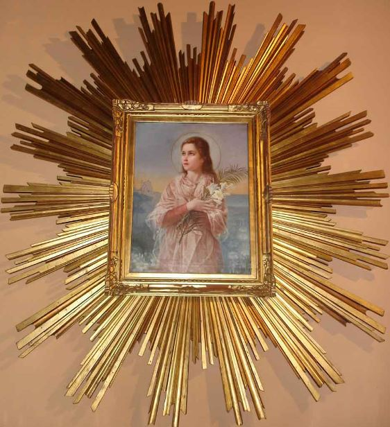 JULY 6 - SAINT MARIA GORETTI