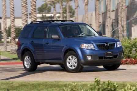 The 2011 Mazda Tribute is a