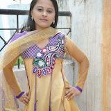 Usha Photos in Salwar Kameez at Gundello Guchi Guchi Champake Movie Press Meet 31