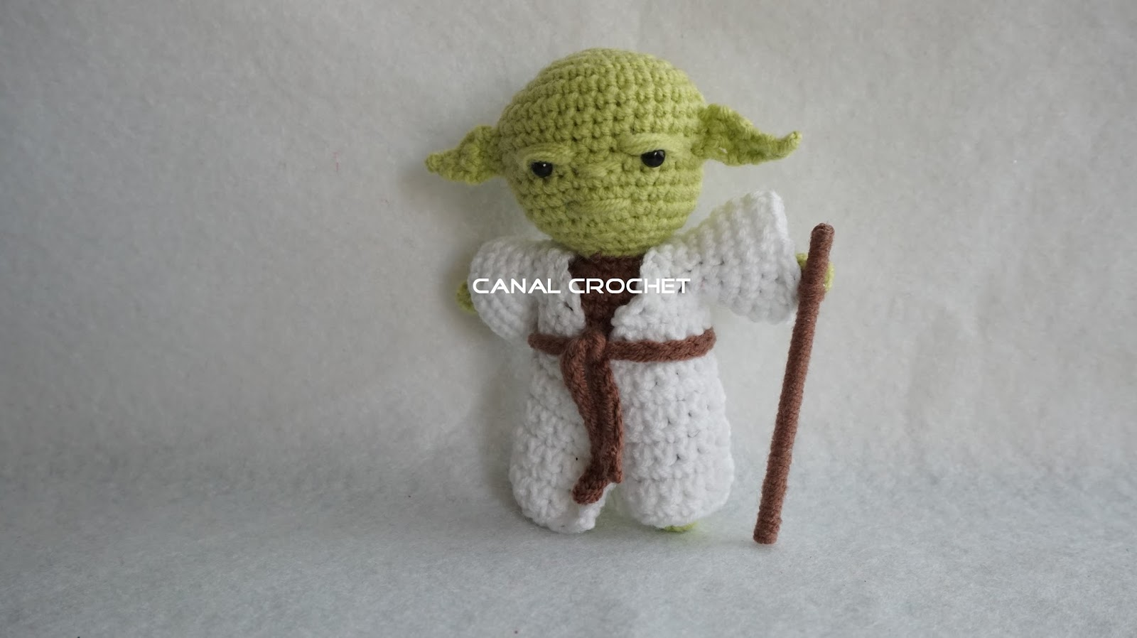 CANAL CROCHET: Stars wars 2 tutorial