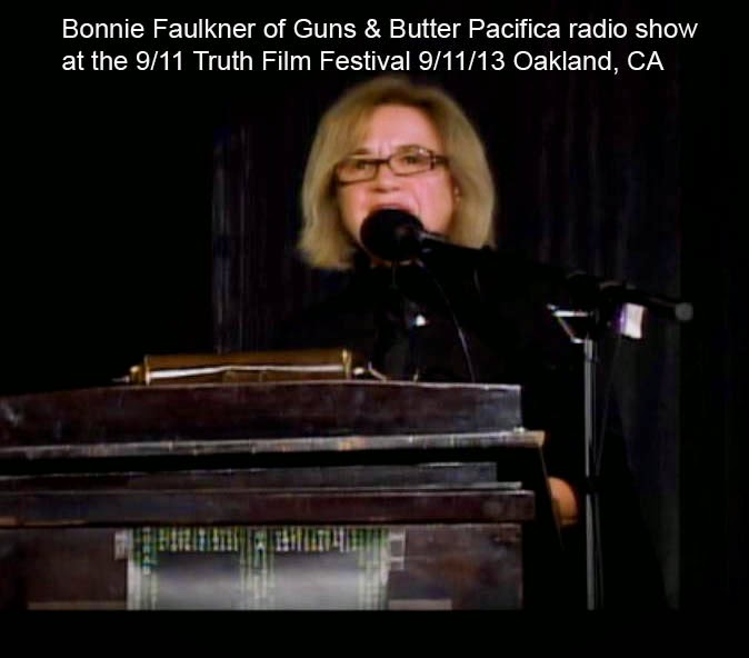 "Truth Troubadour Blog ""Guns & Butter Radio Show Presents Links to the Series of Kevin Ryan Interviews with Bonnie Faulkner on KPFA Pacifica"