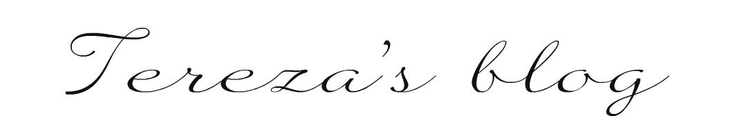 Tereza's blog