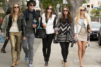 The Bling Ring Emma Watson Taissa Farmiga