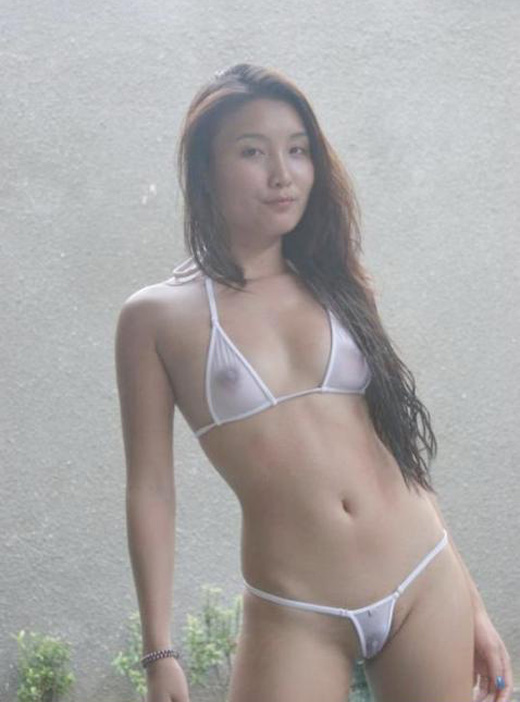 Her please.i asian girl micro bikini girl.. would fuck