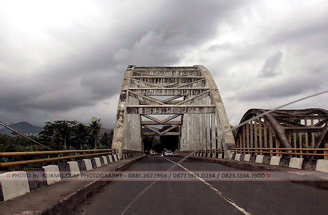 Jembatan Serayu Rawalo Sampang - Banyumas, Photo oleh : KLIKMG.COM Photography