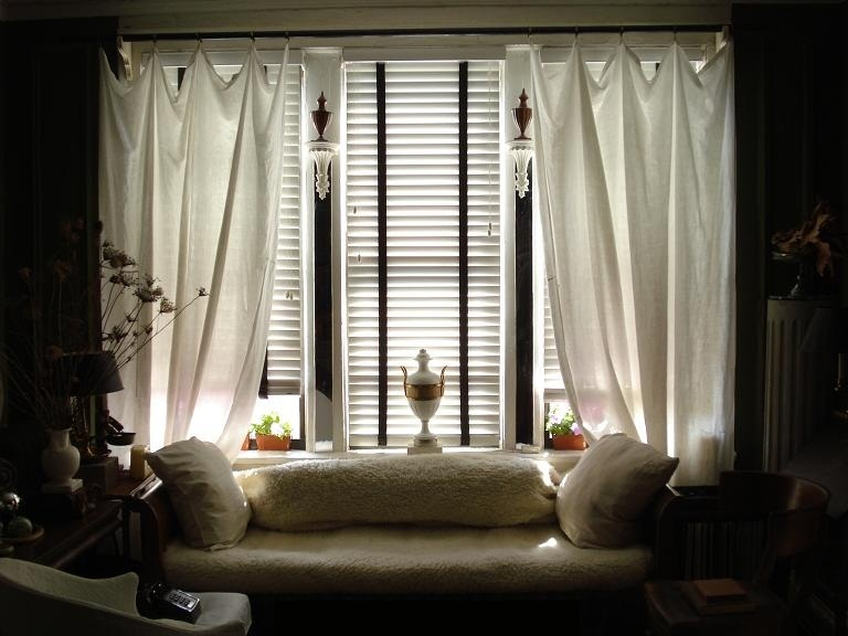 Curtain ideas to cover vertical blinds ~ Decorate our home with ...