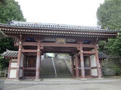 龍口寺仁王門
