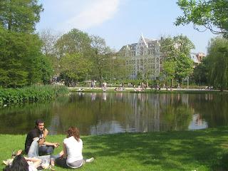 VondelPark de Amsterdam