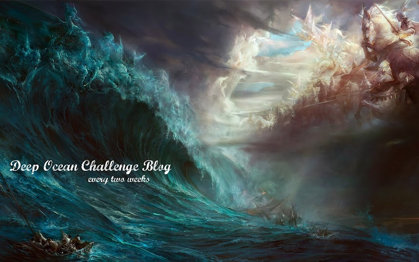Deep Ocean Challenge Blog