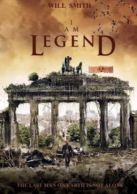 soy leyenda I Am Legend (2007)