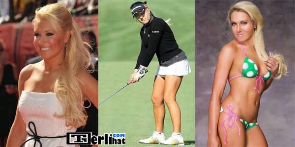 Atlet Wanita Tercantik dan Terseksi Di Dunia Natalie Gulbis