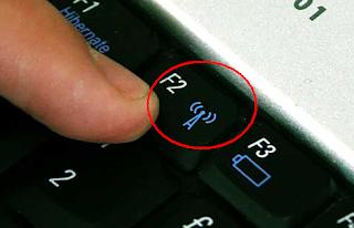 Inilah Cara Mudah setting WIFI di laptop