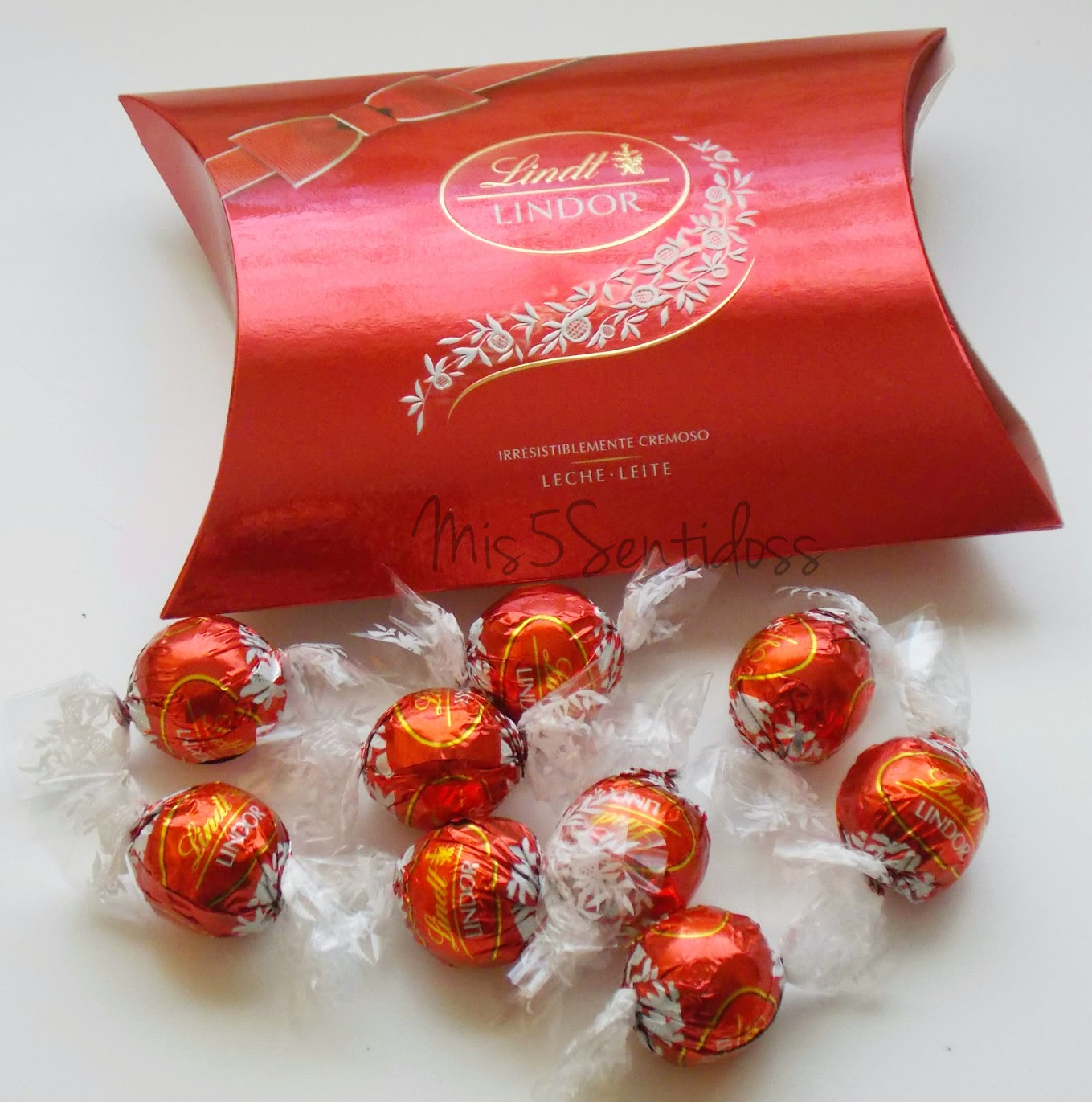 Degustabox Lindt