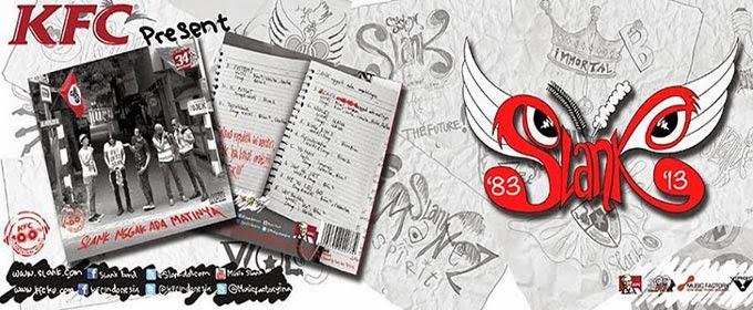 Slank Rilis Album dan Logo Terbaru