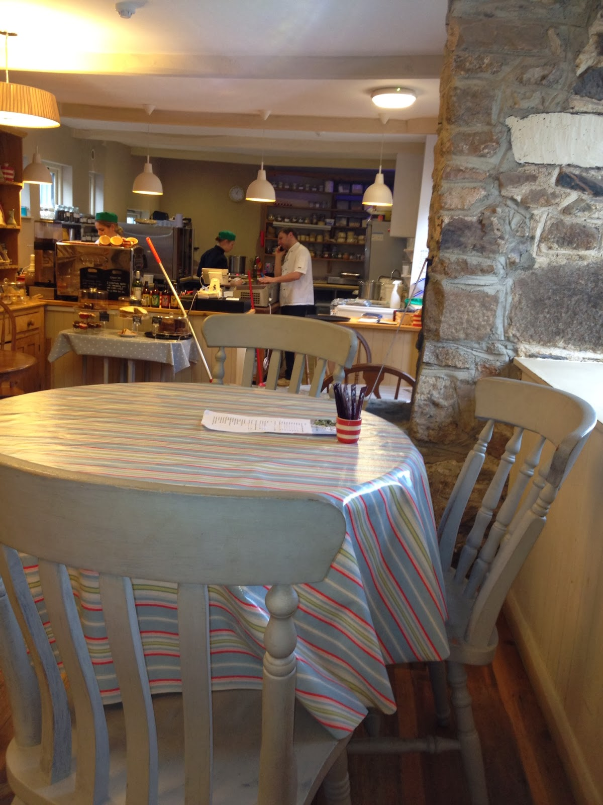 Grazing Kate Devon Cafe Review Home Farm Parke Bovey Tracey