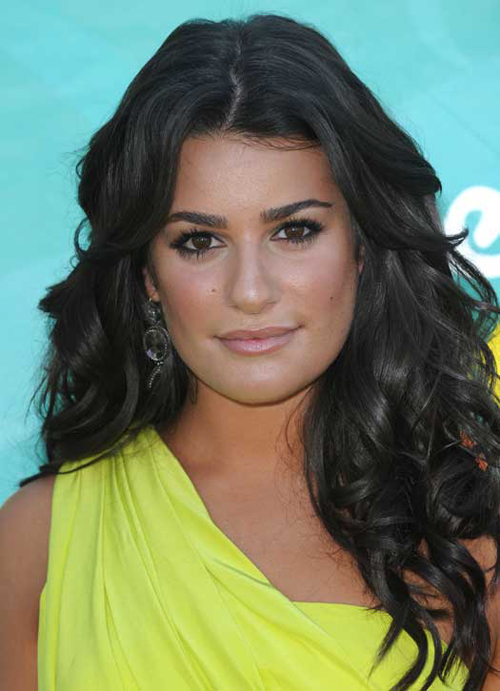 Lea Michele Hairstyles 12